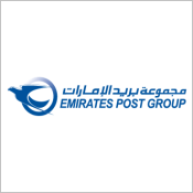Emirates Post logo